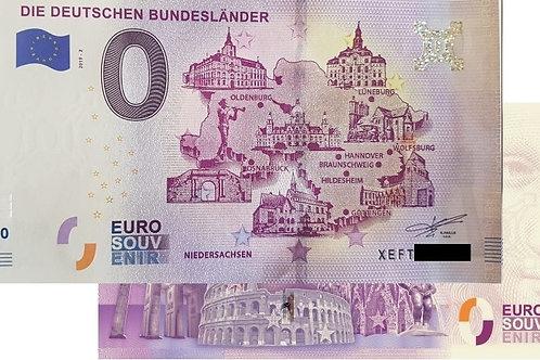 Deutsche Bundesländer - Niedersachsen 2019-2