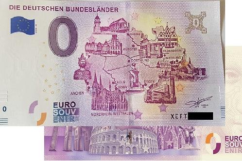 Deutsche Bundesländer - Nordrhein-Westfalen 2019-3