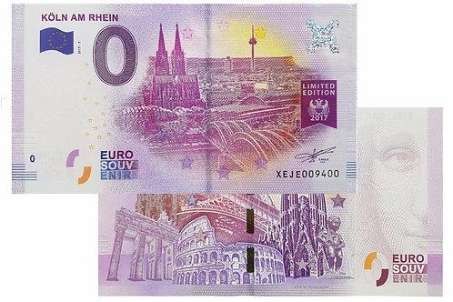 Köln am Rhein 2017-2