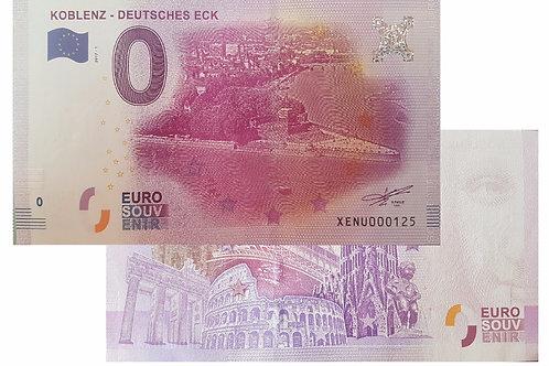Koblenz - Deutsches Eck 2017-1