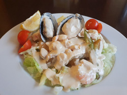 Тёплый с морепродуктами