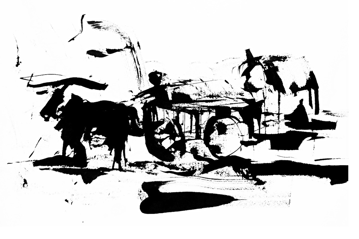 Char aux algues - 2014