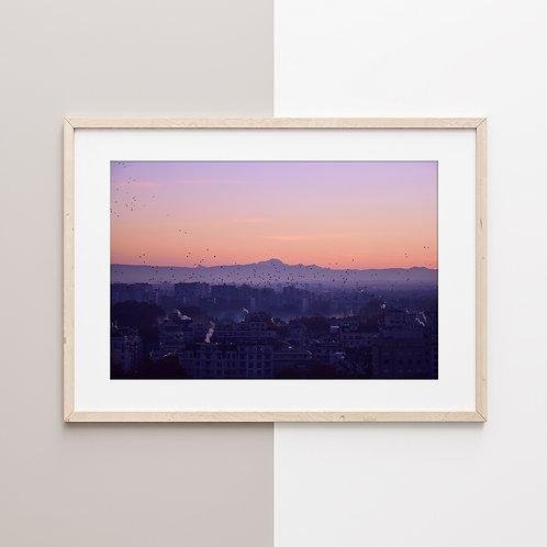 Mont Blanc, Lyon