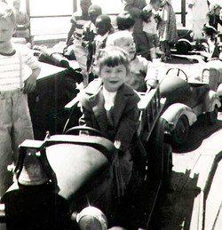 Kiddie Rides