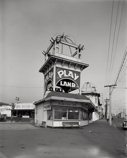 Cabrillo Entrance 1950
