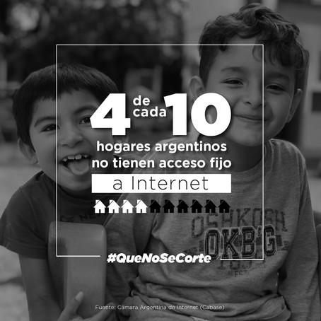 Juntos podemos hacer #QueNoSeCorte