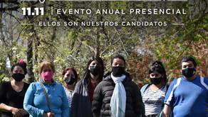 Elegimos el encuentro - Evento presencial 11 de noviembre
