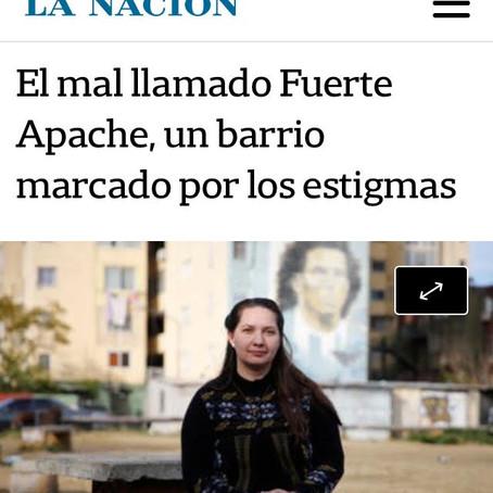 Prensa - Nota en LA NACION