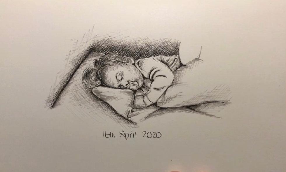 Custom Sketch Artwork