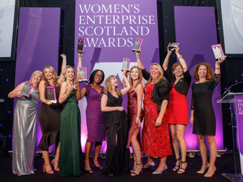 WINNING BUSINESS WOMEN REVEALED