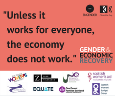 Gender and Economic Recovery