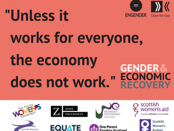WES ENDORSES GENDER AND ECONOMIC RECOVERY REPORT
