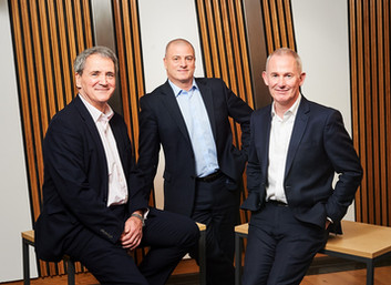 WES ANNOUNCES TRIO OF MALE AMBASSADORS IN BID TO END GENDER GAP IN ENTERPRISE