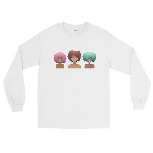 Good Vibes Only NO EVIL Long Sleeve T-Shirt