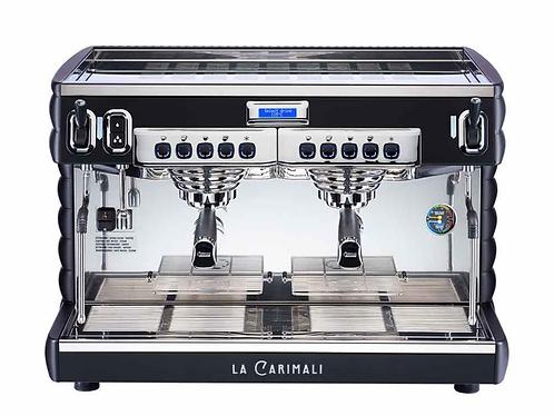 Carimali Bubble Semi Automatic Professional Coffee Machine- 2 Groups