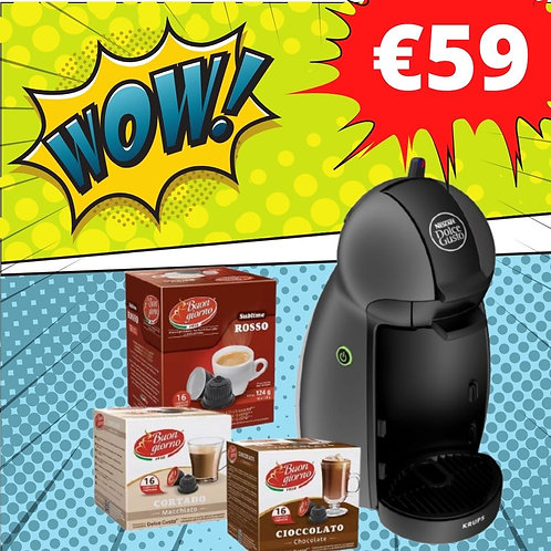 PICCOLO DOLCE GUSTO MACHINE BY KRUPS®