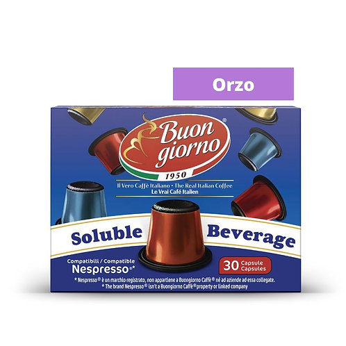 Nespresso Orzo (30 Capsules)