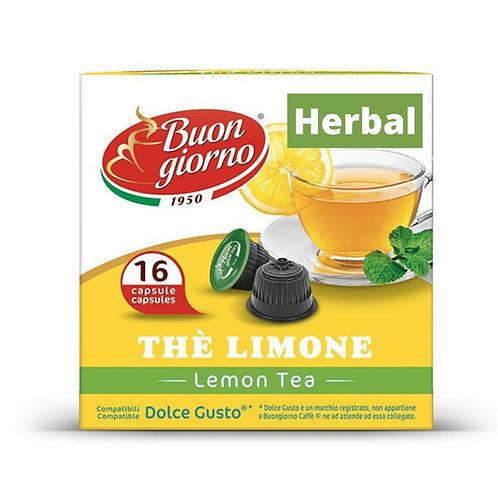 Dolce Gusto Black Lemon Tea (16 Capsules)