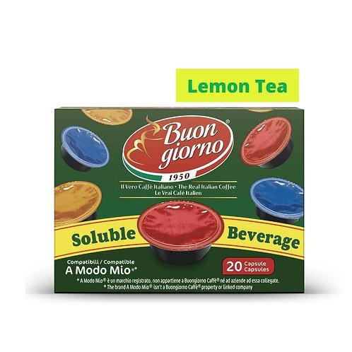 A Modo Mio Lemon Tea (20