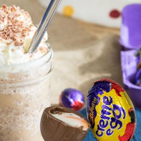 Delicious Cream Egg Easter Coffee!