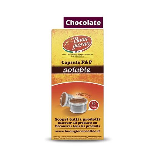 FAP/Lavazza Point Chocolate (25 pieces box)
