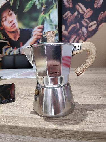 gnali & zani Venezia - Espresso Moka Maker - 3 Cups