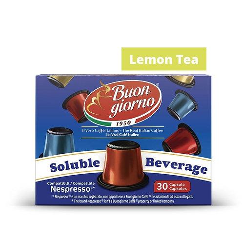 Nespresso Lemon Tea (30 Capsules)
