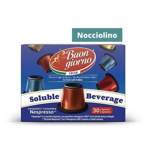 Nespresso Nocciolino (30 Capsules)
