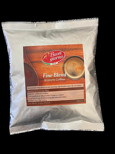 Instant Coffee Powder - Fine Blend
