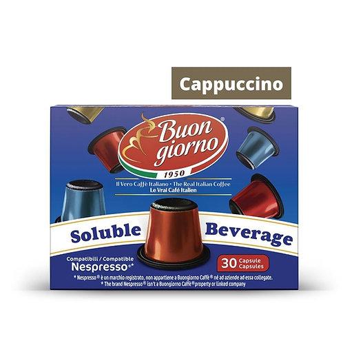 Nespresso Cappuccino (30 Capsules)