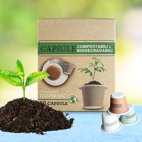 SALE: 2 boxes of Nespresso Compatible Biodegradable caps(50pcs) + Get 1 box FREE