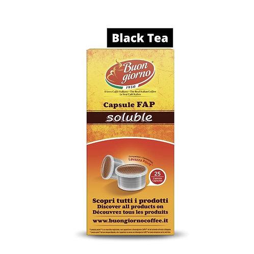 FAP/Lavazza Point Black Tea (25 pieces box)