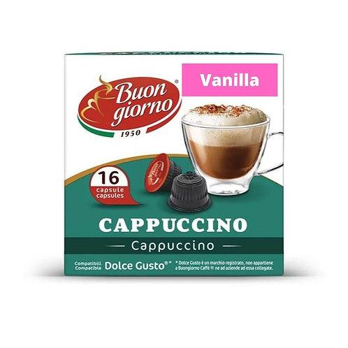 Dolce Gusto Cappuccino Vanilla (16 Capsules)