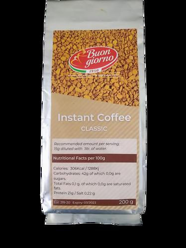 Instant Coffee Granules - Classic