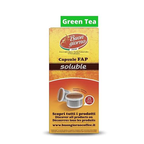 FAP/Lavazza Point Green Tea (25 pieces box)