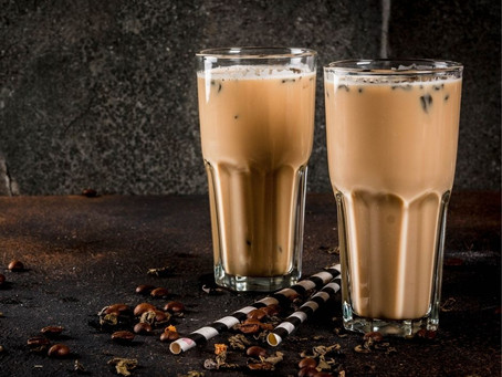 Beat the Summer heat by trying our simple Frappuccino recipe!