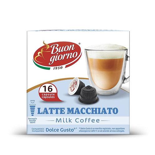 Dolce Gusto Latte Macchiato (16 Coffee Capsules)