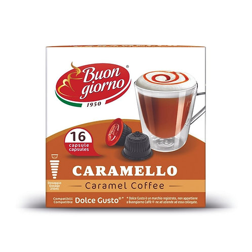 Dolce Gusto Caramel Coffee (16 Capsules)