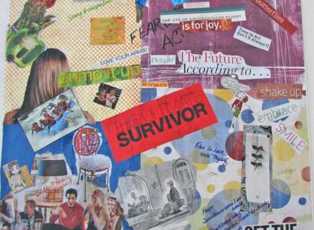 An Artist's Vision Board, a Webinar with Dr. Felicity Joy