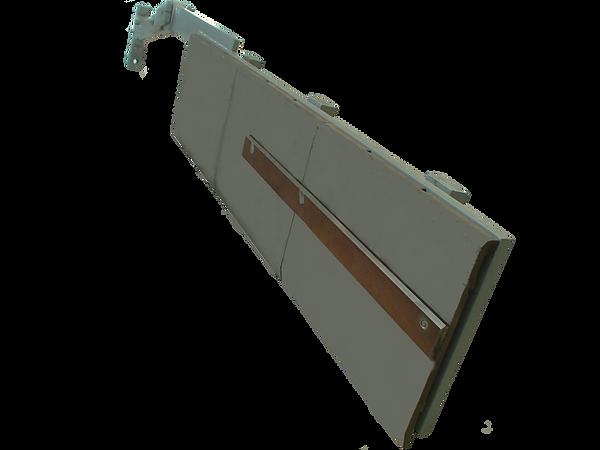 Elematic Oy piastre laterali ricambi d'usura