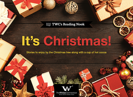 TWC's Reading Nook: December Edition