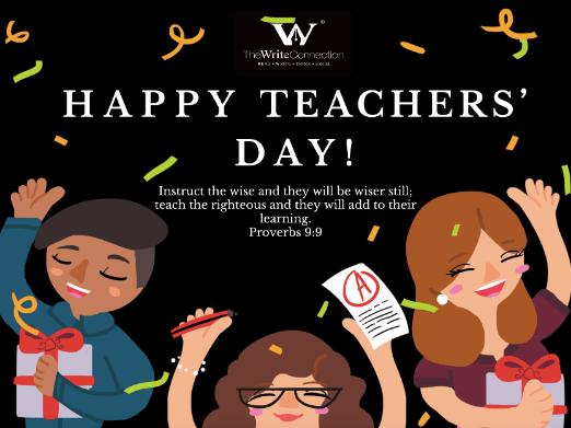 Happy Teachers Day from TWC