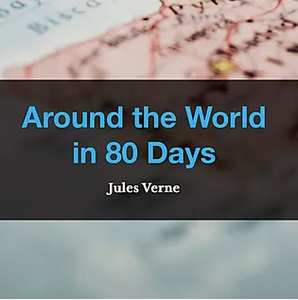 Around the World in 80 Days by Jules Verne, Book List, TWC Reading Nook