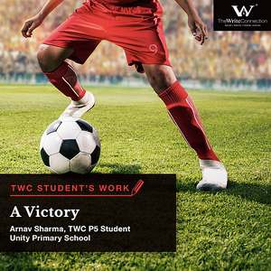 A Victory, TWC Student's Composition, Model Composition