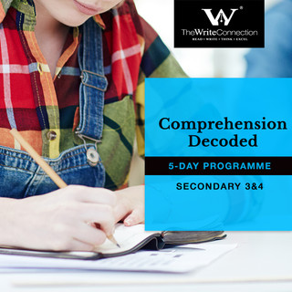 Comprehension Decoded
