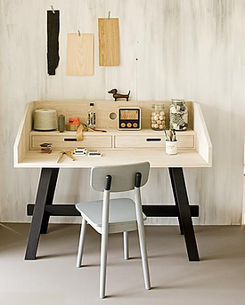 Desk organisation ideas, spontaneous