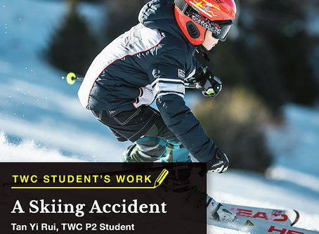 A Skiing Accident