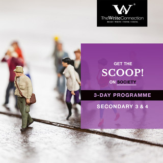 New! Get the SCOOP on Society