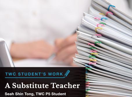A Substitute Teacher
