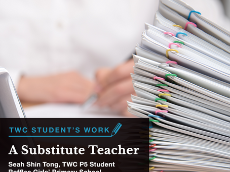 A Substitute Teacher